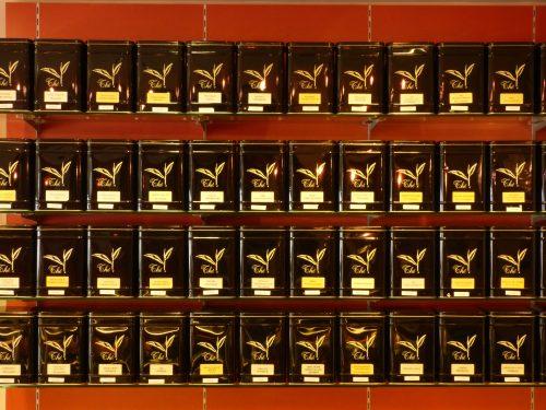 thé à la pâtisserie Guillemard